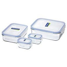 Glasslock Container 4pc Set