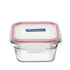 Glasslock Oven Safe Square Container 900ml