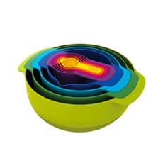 Joseph Joseph Nest 9 Plus Set Multi-Colour