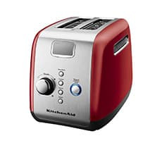 <b>KitchenAid</b> Artisan 2 Slice Toaster Empire Red