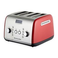 <b>KitchenAid</b> Artisan 4 Slice Toaster Empire Red