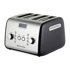 <b>KitchenAid</b> Artisan 4 Slice Toaster Onyx Black