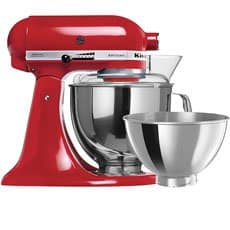 KitchenAid Artisan KSM160 <b>Stand</b> Mixer Empire Red