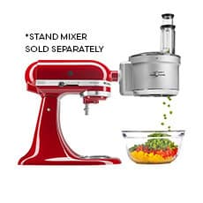 <b>KitchenAid</b> Food Processor Attachment