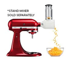 <b>KitchenAid</b> Fresh Prep Slicer/Shredder Attachment