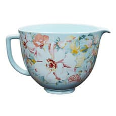 KitchenAid Gardenia Ceramic Bowl for Tilt-Head <b>Stand</b> Mixer 4.7L