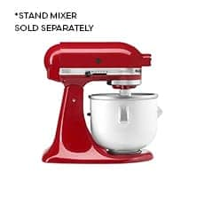 <b>KitchenAid</b> Ice Cream Bowl <b>Attachment</b> 1.9L