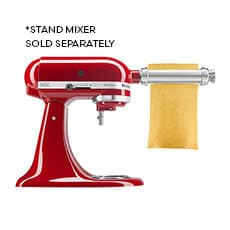 KitchenAid Pasta Roller <b>Attachment</b>
