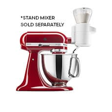 <b>KitchenAid</b> Sifter/Scale <b>Attachment</b>