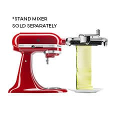 <b>KitchenAid</b> Vegetable Sheet Cutter Attachment