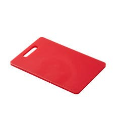 Kitchen Pro Classic Cutting Board 36x25x1.2cm Red
