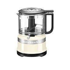 KitchenAid 3.5 Cup Mini Food Chopper Almond Cream