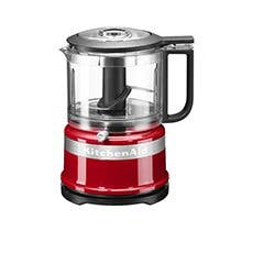 KitchenAid 3.5 Cup Mini Food Chopper Empire Red