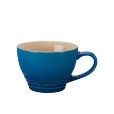 Le Creuset Stoneware Grand Mug 400ml Marseille Blue