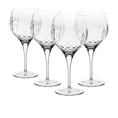 Luigi <b>Bormioli</b> Diamante Gin <b>Glass</b> 650ml Set of 4