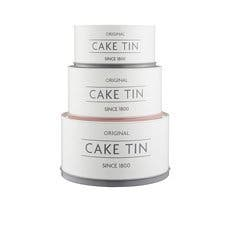 Mason Cash Innovative Kitchen Cake Tins Set of 3