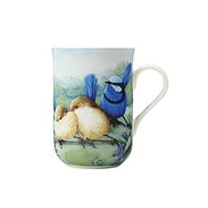 Maxwell & Williams Birds of Australia Katherine Castle Mug 300ml Fairy Wren