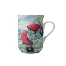 Maxwell & Williams Birds of Australia Katherine Castle Mug 300ml Galah