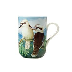 Maxwell & Williams Birds of Australia Katherine Castle Mug 300ml Kookaburra