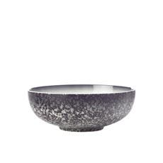 Maxwell & Williams Caviar Granite Coupe Bowl 19cm