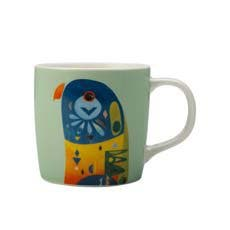 Maxwell & Williams Pete Cromer Mug 375ml Lorikeet