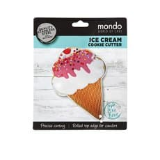 Mondo <b>Cookie</b> Cutter <b>Ice</b> Cream
