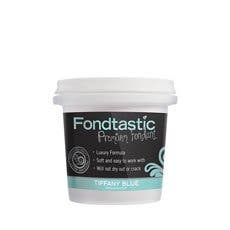 Fondtastic Premium Rolled Fondant Mini Tub Tiffany 225g