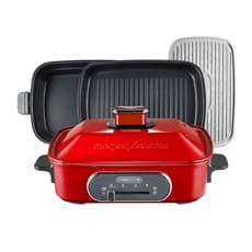 <b>Morphy Richards</b> Multi Function Cooking Pot Red