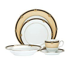 Noritake Braidwood 20pc Dinner Set