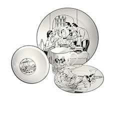 Noritake Le Restaurant 16pc <b>Dinner</b> Set
