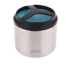 Oasis Insulated Food Container 1L Turquoise