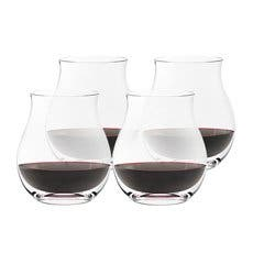 Plumm Stemless REDb+ Wine Glass 670ml Set of 4