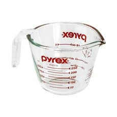 Pyrex Measuring Jug 250ml