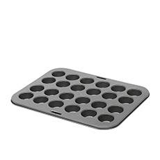 Pyrex Platinum Mini Muffin Pan 24 Cup 35x26cm