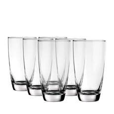 Rona Hi-Ball Milan Glass 465ml 6pc
