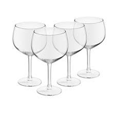 Royal Leerdam 4pc Cocktail Glasses Gin & Tonic Glass Set 650ml