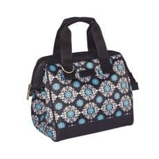 Sachi Insulated <b>Lunch Bag</b> Black Medallion