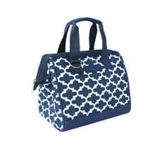 Sachi Insulated <b>Lunch Bag</b> Moroccan Navy