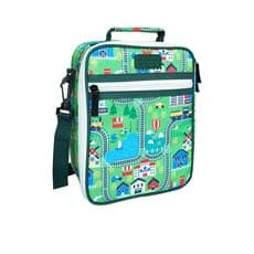 Sachi Style 225 Insulated Junior <b>Lunch</b> Tote City