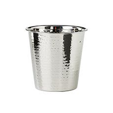 Salisbury & Co Hemingway Hammered Wine Bucket 20.5x20.5cm