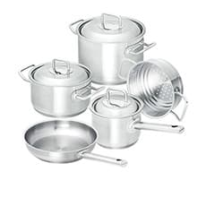 Scanpan Commercial 5pc <b>Cookware</b> Set