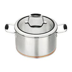 Scanpan Coppernox Covered Dutch Oven 4.8L