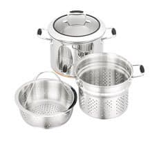 <b>Scanpan</b> Coppernox Multi Pasta Pot Set