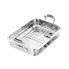 Scanpan Coppernox <b>Roaster</b> w/ Rack 42x26cm