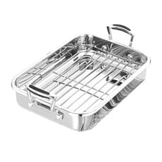 Scanpan Coppernox <b>Roaster</b> w/ Rack 48x30.5cm