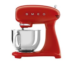 Smeg 50's Retro Style Stand <b>Mixer</b> Red