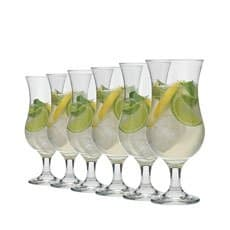 Symphony Brim 6pc Cocktail <b>Glass</b> 460ml Set