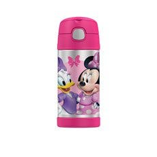 Thermos Funtainer Insulated Drink Bottle 355ml Disney Minnie
