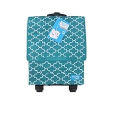 White Magic Handy Cart <b>Moroccan</b> Tiffany