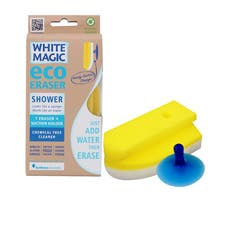 White Magic Shower Eraser Sponge